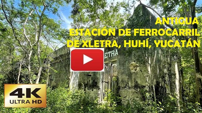Estaciones ferrocarril Xucú y Xletra