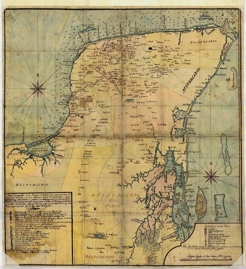 La Provincia de Yucatán 1814